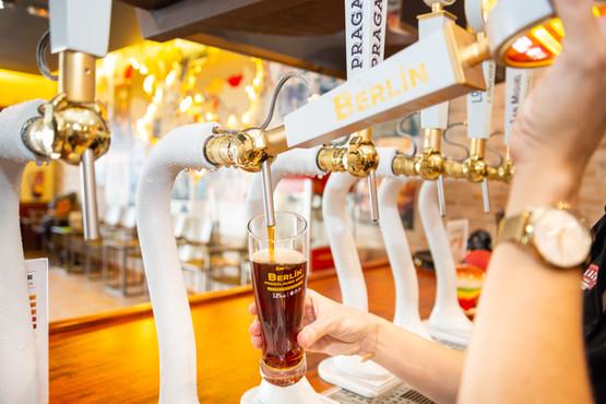 Cerveza Berlin de San Miguel