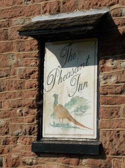 The Pheasant Inn - village pub