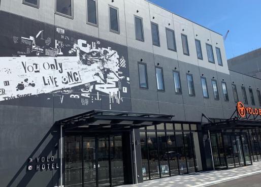 9月28日オープン!美術館のようなホテル「YOLO HOTEL MUSEUM」 にKEYVOXを全面導入