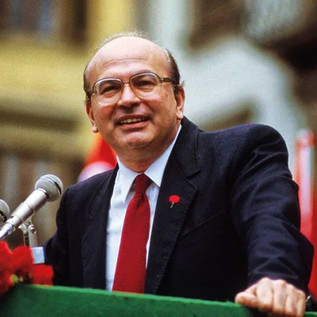 Benedetto Craxi nel panorama politico degli Anni 80