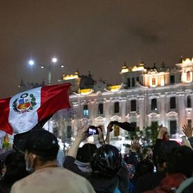 La generazione del Bicentenario chiede il cambiamento in Perù