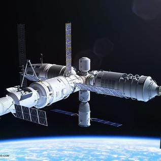 Cina e spazio: il primo modulo della stazione spaziale Tiangong è in orbita