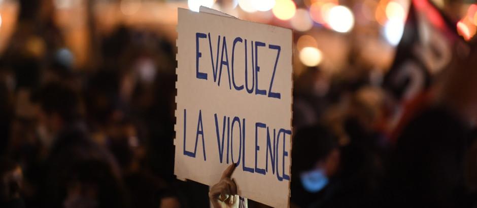 Violenza. Il linguaggio della sicurezza nelle manifestazioni