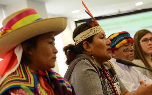 Donne e indigene per il cambiamento in Cile e in America Latina