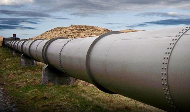 Colonial Pipeline Pipe