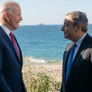 Perchè l'inizio della presidenza Biden ha rinsaldato l'asse Roma-Washington