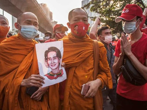 Myanmar under Military Rule: A Danger or an Ally for China?
