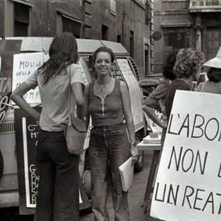 Il diritto all'aborto in Italia: un diritto per cui ancora lottare