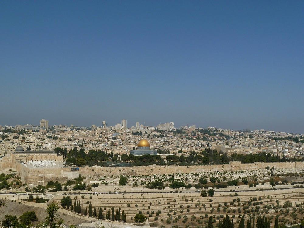 Gerusalemme Palestin