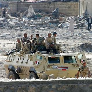 Resistenza armata e terrorismo nel Sinai marginalizzazione, repressione, radicalizzazione