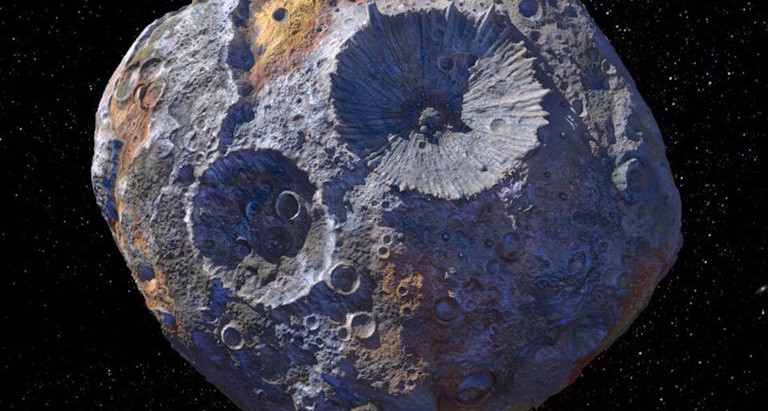 Estrazione mineraria di asteroidi: la nuova frontiera dell'ecosostenibilità?