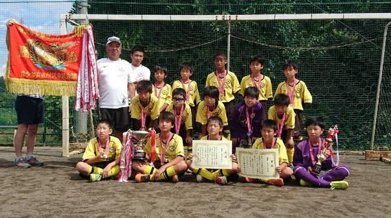 2018年 市民杯(上級)優勝