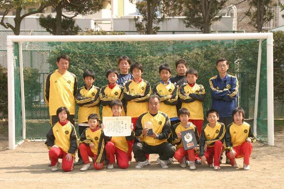 2007年度 卒団生