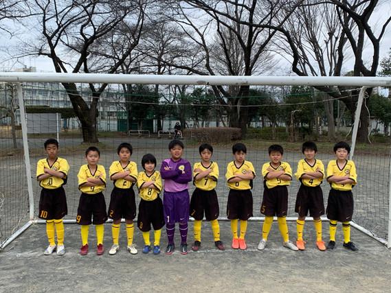 2021年 所沢市前期リーグ(富岡SC合同チーム)