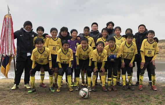 2019年 帝京カップ 優勝