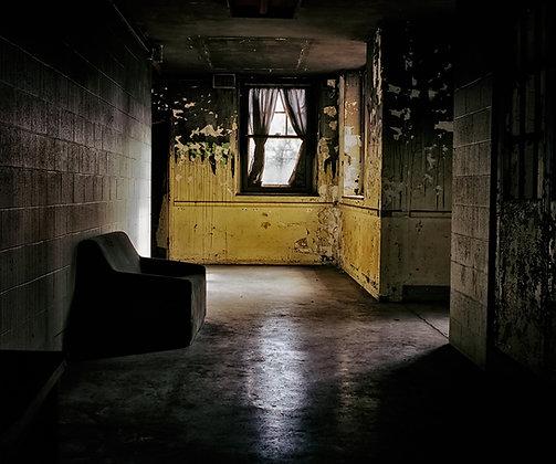 Pennhurst:  Waiting Room
