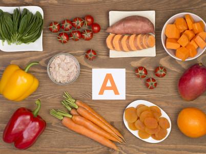 Vitaminas :  Vitamina A