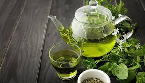 Cabelos |.| Chá verde nos cabelos!