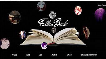 Blog News Fallen Books