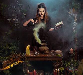 A insegurança dos bruxos(as) principiantes.
