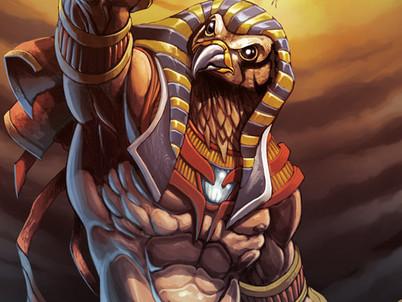 Curiosidades: Deuses do Egito