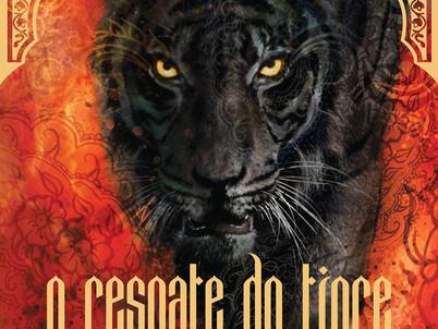 Resenha |.| O resgate do tigre - Colleen Houck