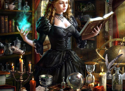 A cozinha, o berço da magia!