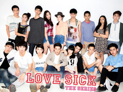 Love Sick: The series . Pilot