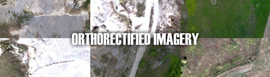 Orthorectified Imagery - AG UAV