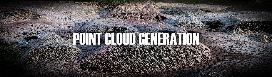 Point Cloud Generation - AG UAV