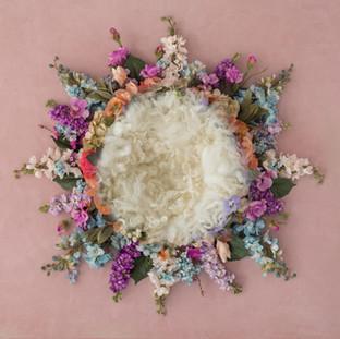 flower ring #7