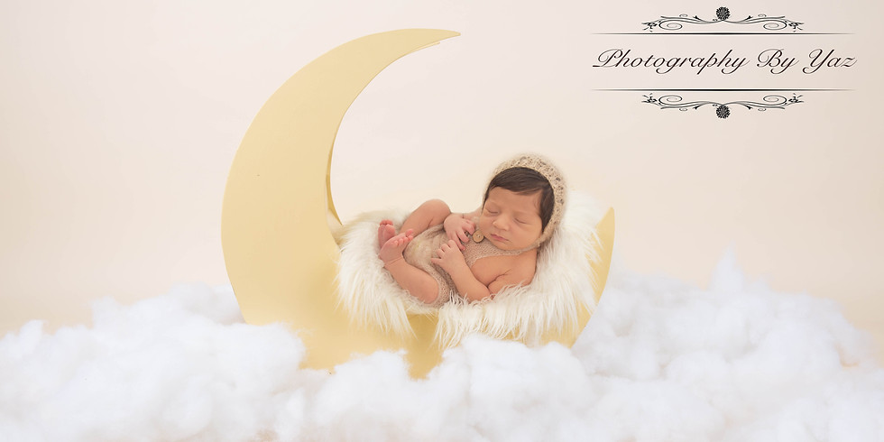 Newborn session January