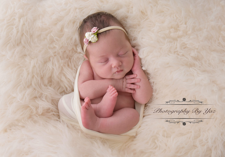 Newborn Photography Lon Beach