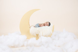 Yellow moon baby clouds_3985