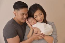 Newborn session Cerritos