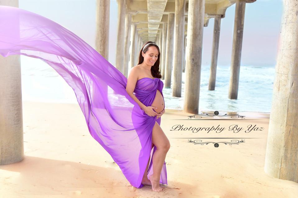 Huntington Beach Pregnacy photos