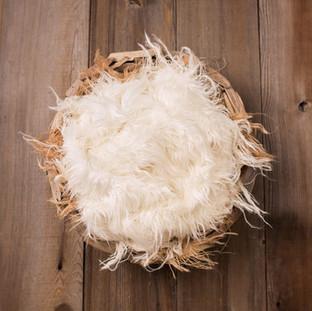 wood chip floor basket