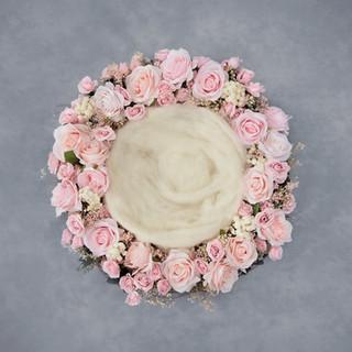 flower ring grey
