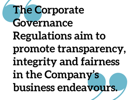 The Regulatory Framework on Corporate Governance in the UAE