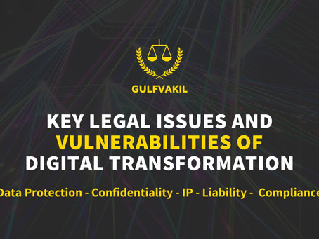 Business Transformation: Legal Issues and Perspectives