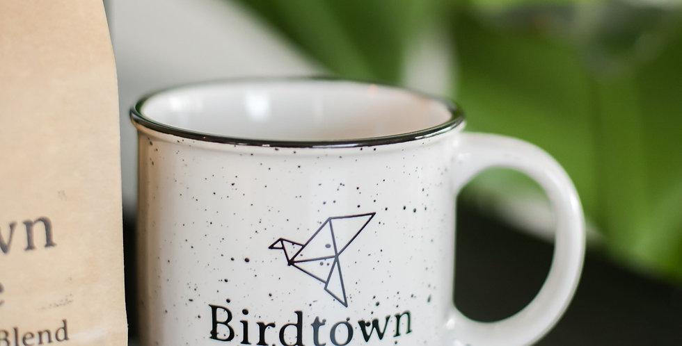 Birdtown Coffee Campfire Mug