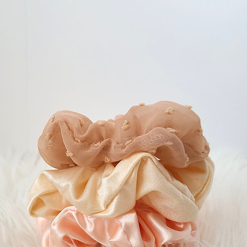 Scrunchies Spring Collection