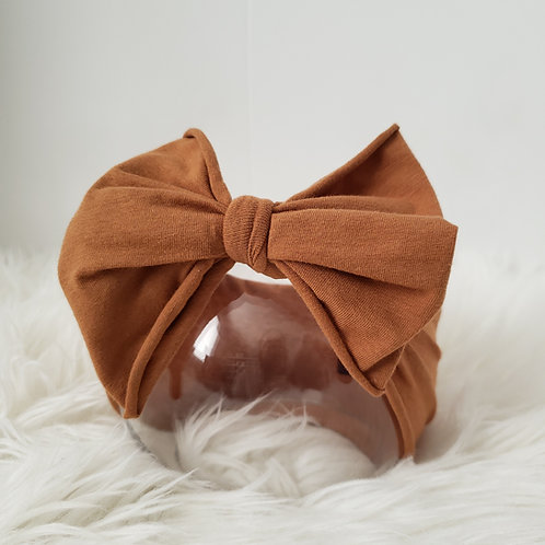 Toasty Bow Headband