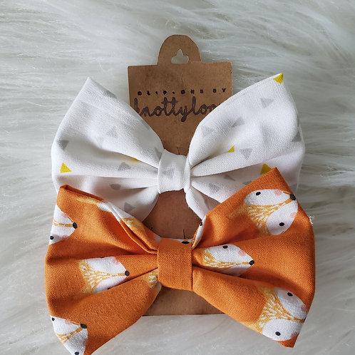 Fantastic Fox Bow Tie
