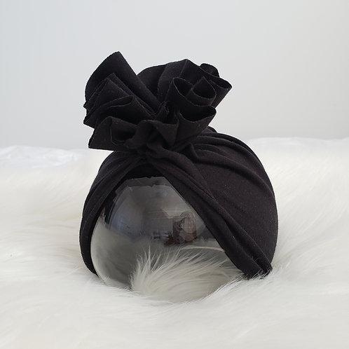 Ruffle Headwrap