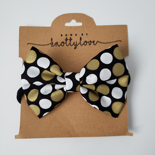 Golden Spots Classic Bow