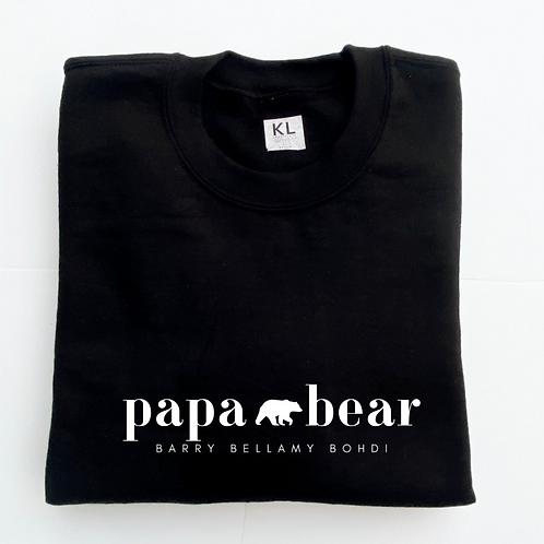 Papa Bear Crewneck
