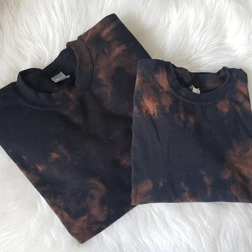Adult Acid Wash T-Shirts