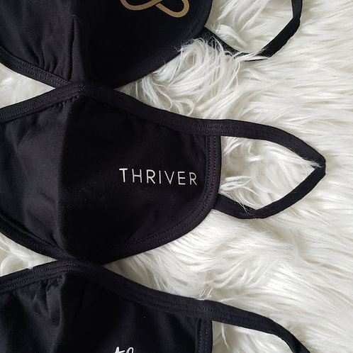 Thrive Reusable Face Mask