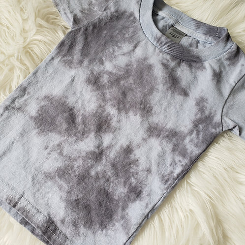 Kiddo Grey Tie Dye Shirts